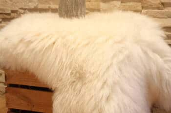 decorative sheepskin