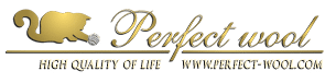 Perfect wool logo